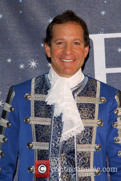 Steve Guttenberg Celebrities Promote Panto Season at the...
