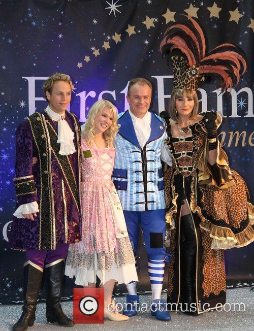 Actor, Laura Hamilton, Bobby Davro, Michelle Collins Celebrities...