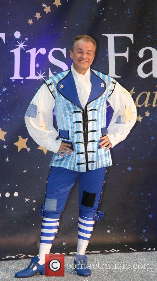 Celebrities Promote Panto Season at the O2 Centre...