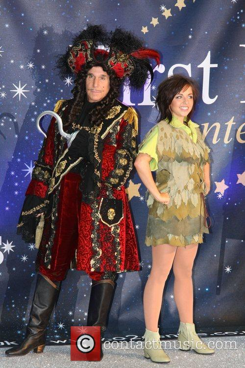 Henry Winkler, Louisa Lytton Celebrities Promote Panto Season...