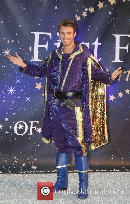 Celebrities Promote Panto Season at the O2 Centre...