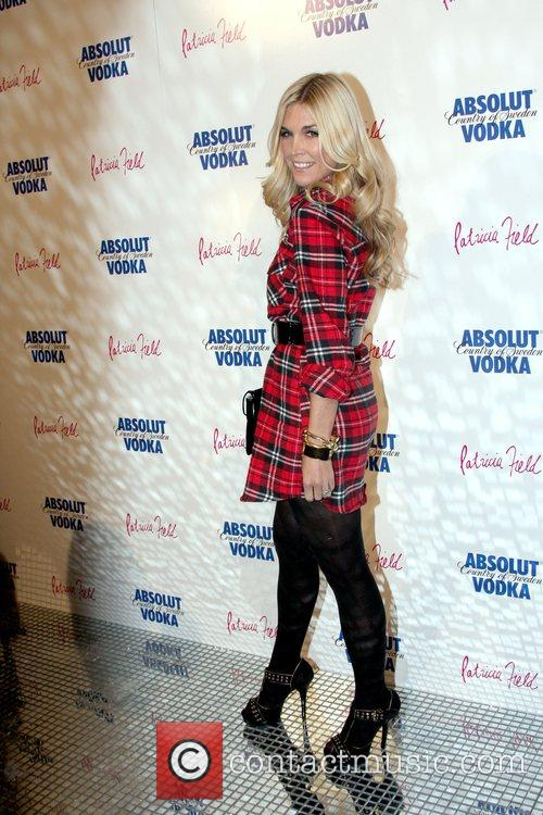 Tinsley Mortimer at Paper Magazine's Absolut Disco party...
