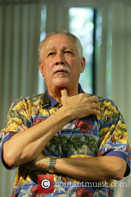 Nine-time Grammy Award-winner Paquito D'Rivera hosts a master...