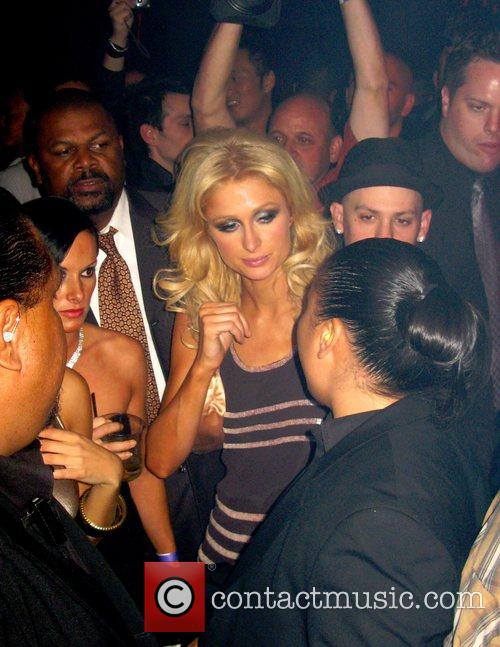 Paris Hilton and Benji Madden 3