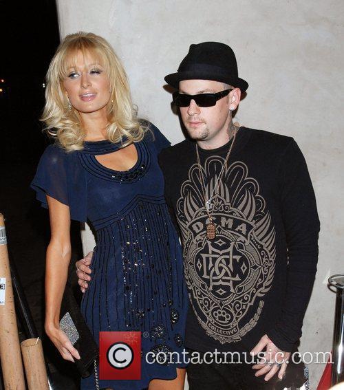 Paris Hilton and Benji Madden Ish Entertainment and...