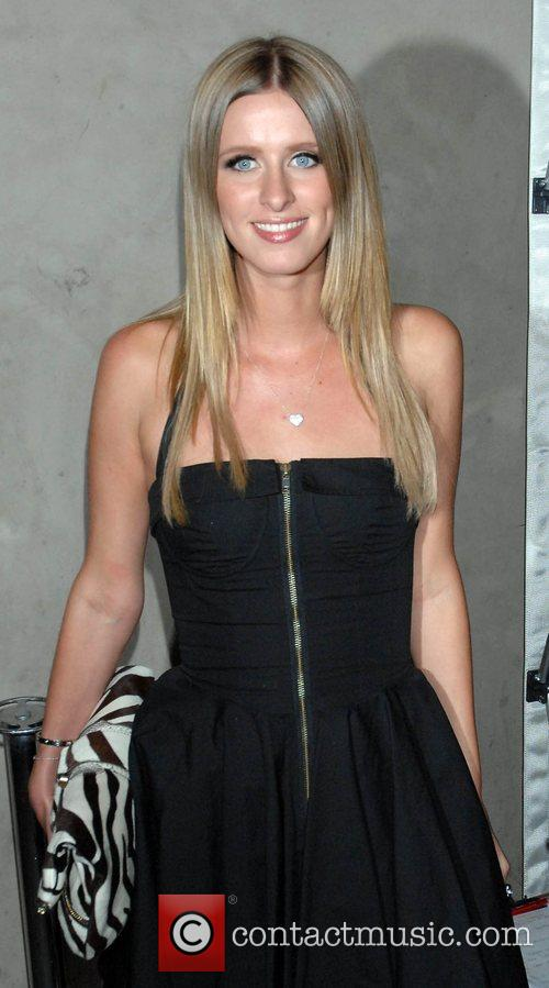 Nicky Hilton Ish Entertainment and Paris Hilton present...