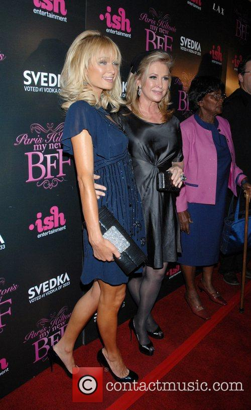 Paris Hilton and Kathy Hilton Ish Entertainment and...