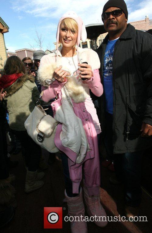 Paris Hilton, Sundance Film Festival