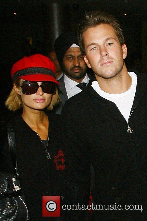 Paris Hilton and And Doug Reinhardt 7