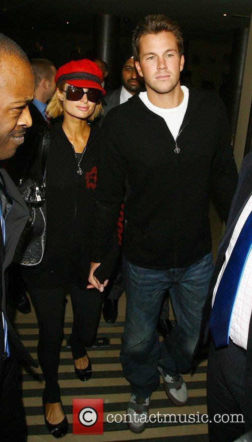 Paris Hilton and And Doug Reinhardt 6