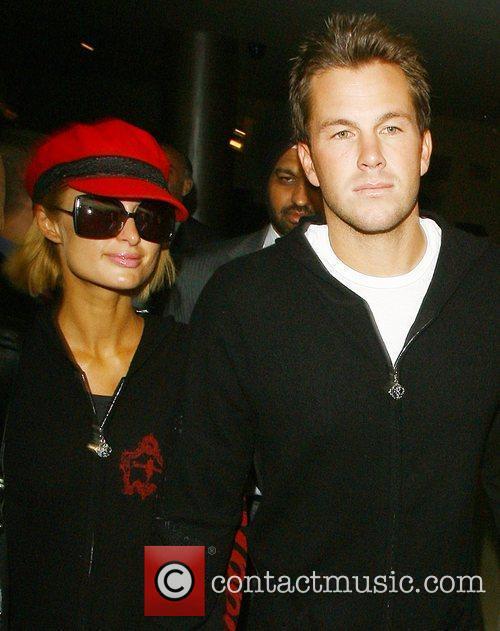 Paris Hilton and And Doug Reinhardt 11
