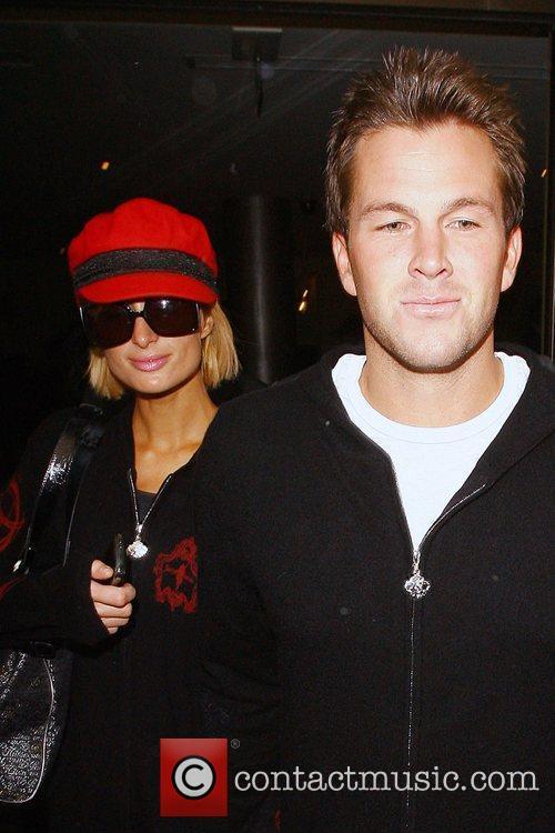 Paris Hilton and And Doug Reinhardt 9