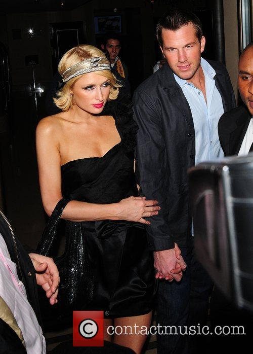 Paris Hilton and Boyfriend Doug Reinhardt 4