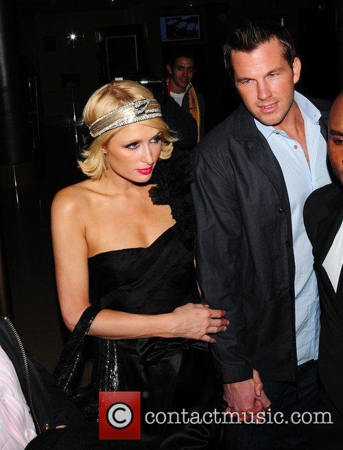 Paris Hilton and Boyfriend Doug Reinhardt 8