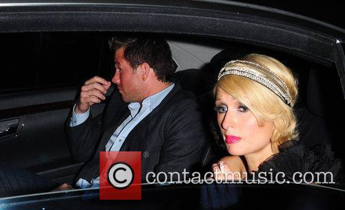 Paris Hilton and Boyfriend Doug Reinhardt 5