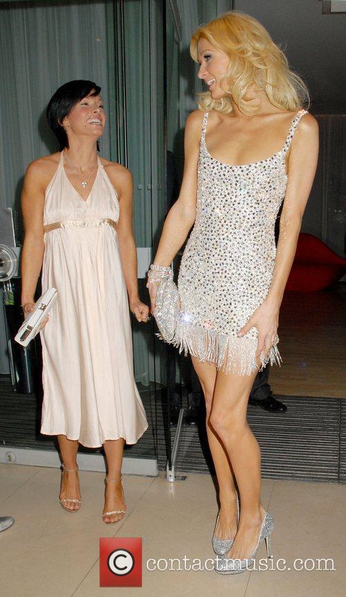 Paris Hilton and Her Best Friends 4