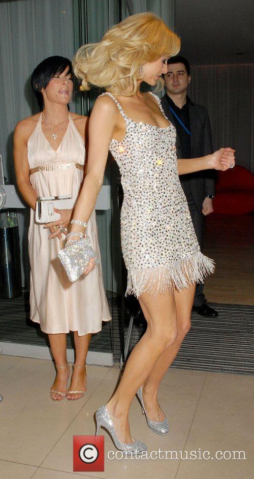 Paris Hilton and Her Best Friends 10