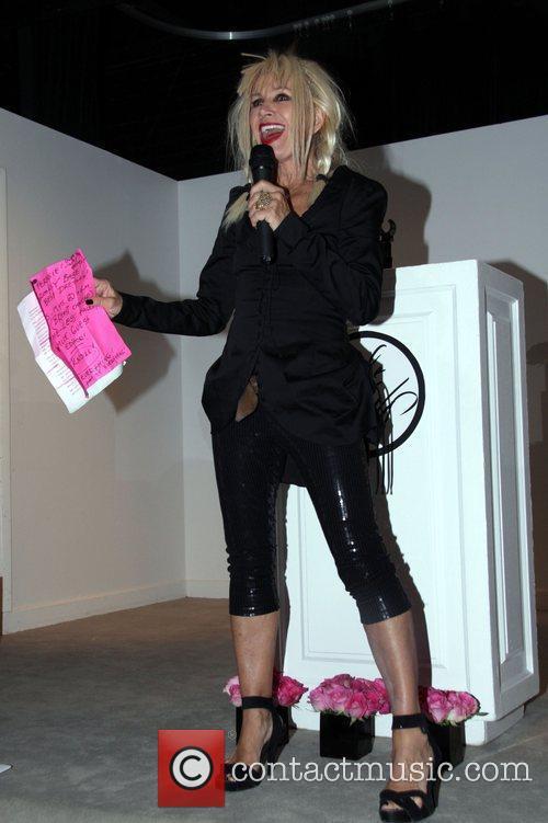 The 10th Annual Parsons Fashion Studies line debut...