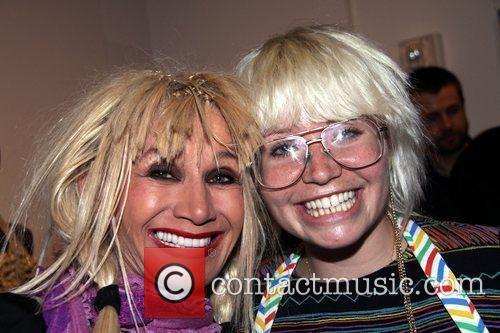 Betsey Johnson and Amanda The 10th Annual Parsons...