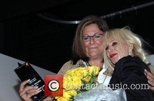 Fern Mallis and Betsey Johnson The 10th Annual...