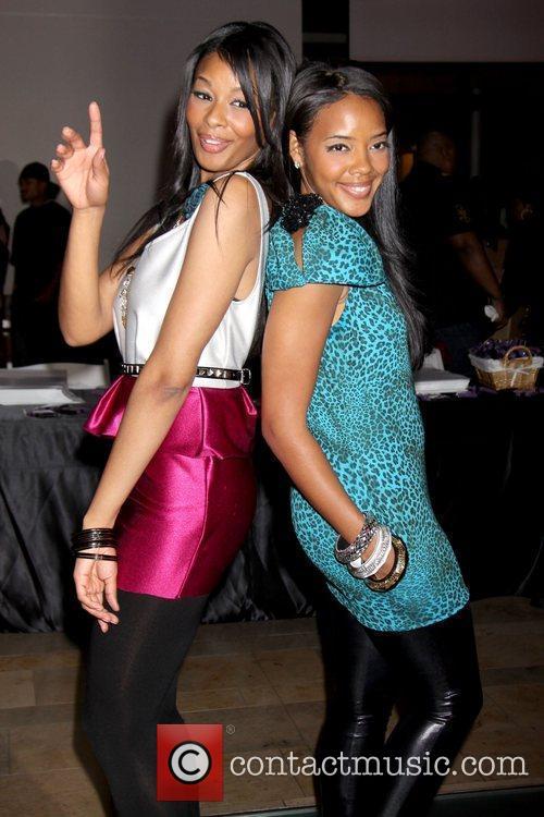 Vanessa Simmons and Angela Simmons Seventeen Magazine presents...