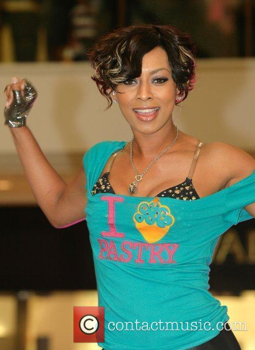 Keri Hilson  Pastry Rock The Mall Tour...