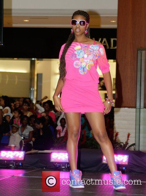 Pastry Rock The Mall Tour held at Aventura...