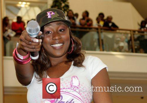 Shonie Pastry Rock The Mall Tour held at...