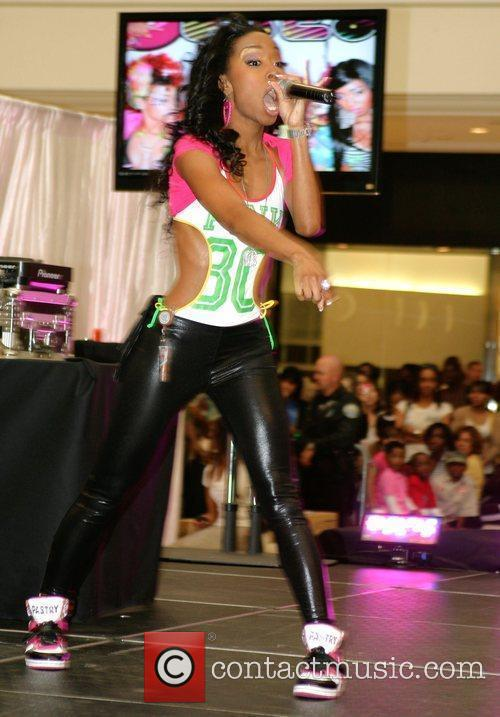 Sophie Fresh Pastry Rock The Mall Tour held...