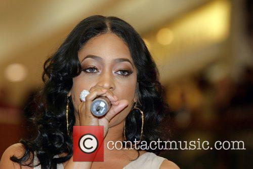 Trina Pastry Rock The Mall Tour held at...