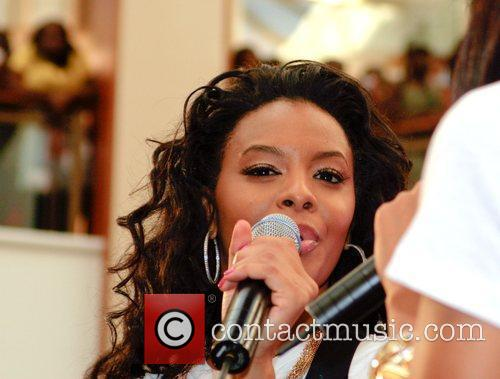 Vanessa Simmons Pastry Rock The Mall Tour held...