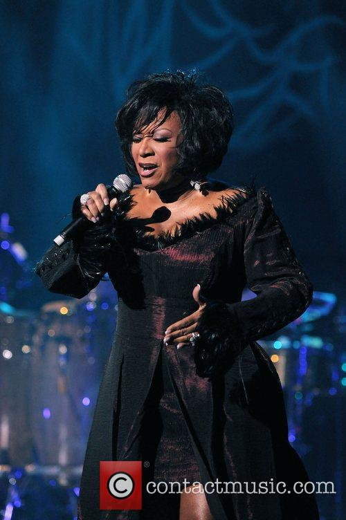Legendary Patti LaBelle performing live at the Fillmore