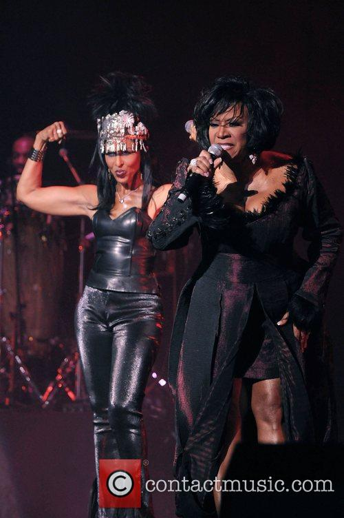 Nona Hendryx and Patti Labelle 7