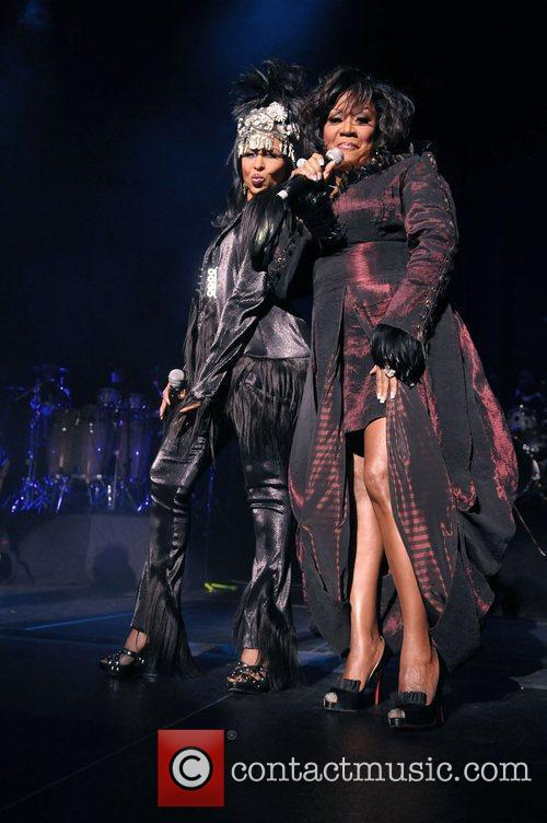 Nona Hendryx and Patti Labelle 5