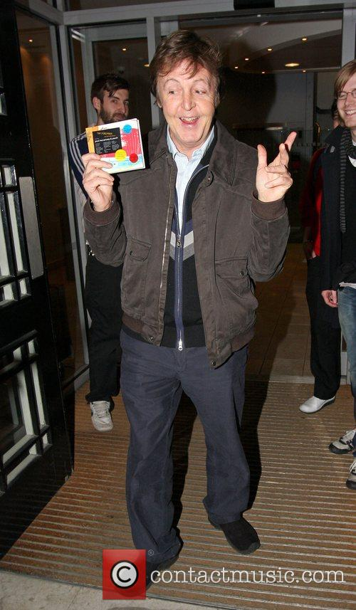 Sir Paul Mccartney 7
