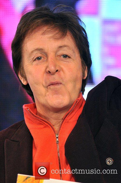 Sir Paul McCartney, Hmv Oxford Street