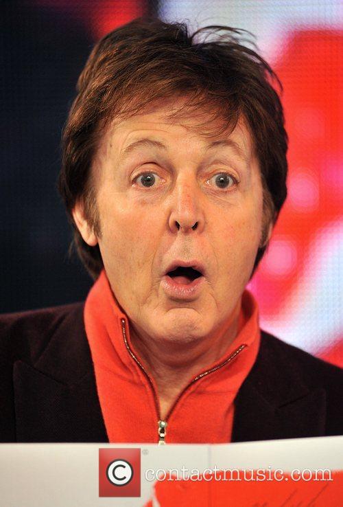 Sir Paul McCartney, Hmv Oxford Street