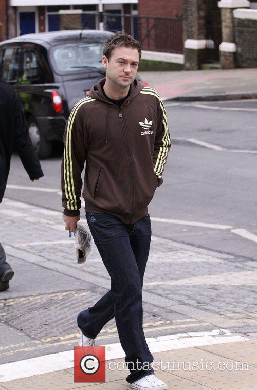 Paul Nicholls out and about in North London...