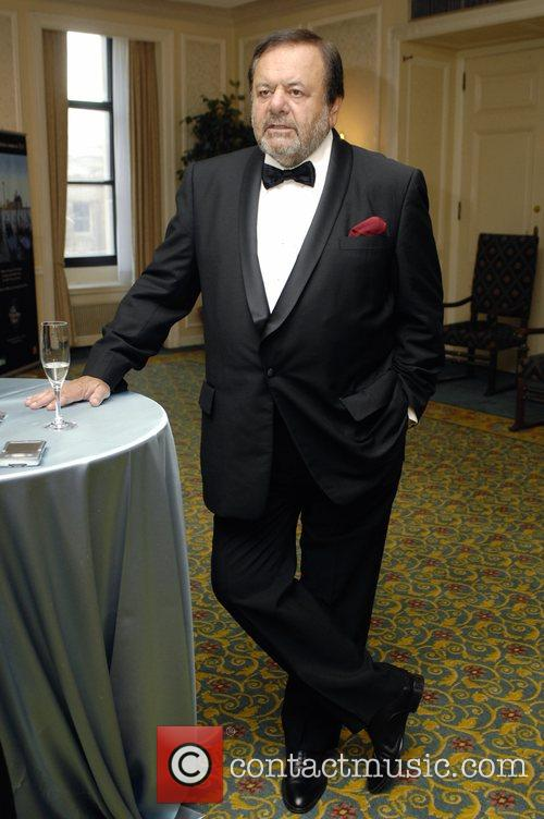 Honourary Patron Chair, attends Toronto's largest Italian-themed gala...
