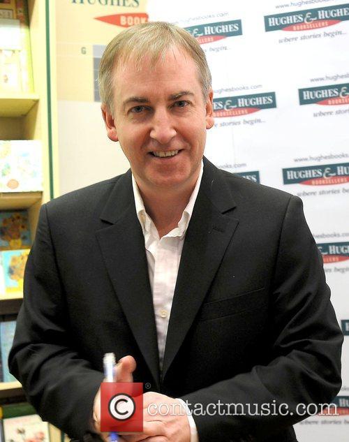 True Crime author Paul Williams signs copies of...