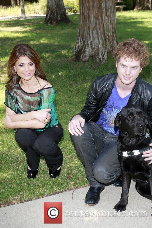 Scott Macintyre, American Idol and Paula Abdul 6
