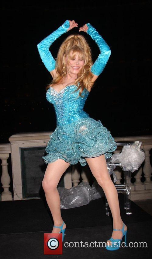 Charo Co-hosts The Pbs Fundraiser At The Bellagio Fountains 3