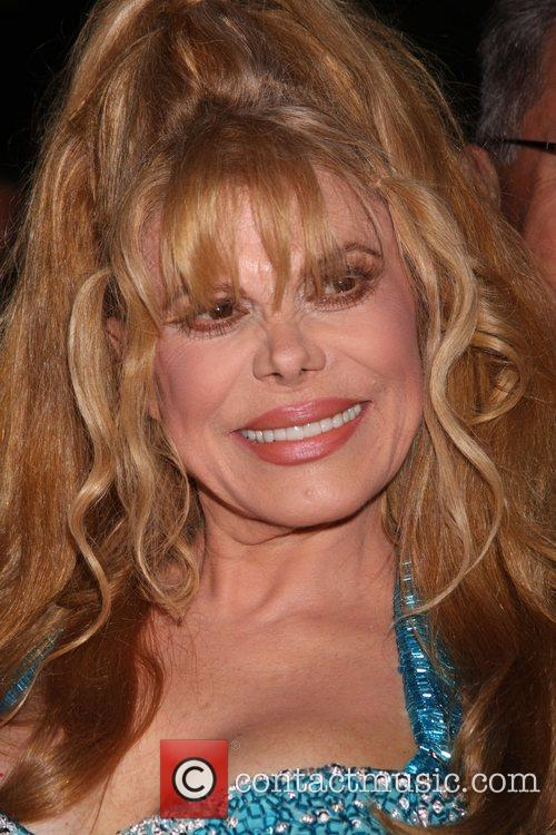 Charo co-hosts the PBS Fundraiser at the Bellagio...