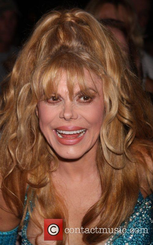 Charo Co-hosts The Pbs Fundraiser At The Bellagio Fountains 5