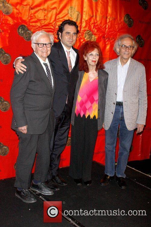 Albert Maysles, Antonio Ferrera, Jeanne-claude and Christo 1