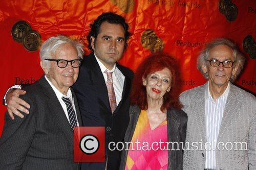 Albert Maysles, Antonio Ferrera, Jeanne-claude and Christo 3