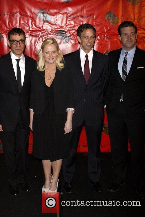 Fred Armisen, Amy Poehler, Seth Meyers and Jason Sudeikis 3