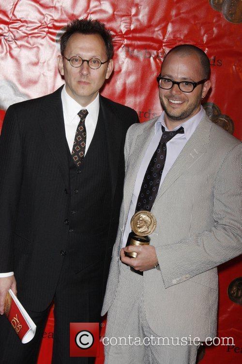 Damon Lindelof and Michael Emerson 2