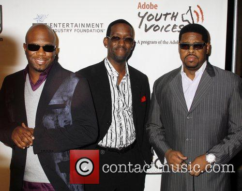 The 5th Annual Black Eyed Peas Peapod Foundation...