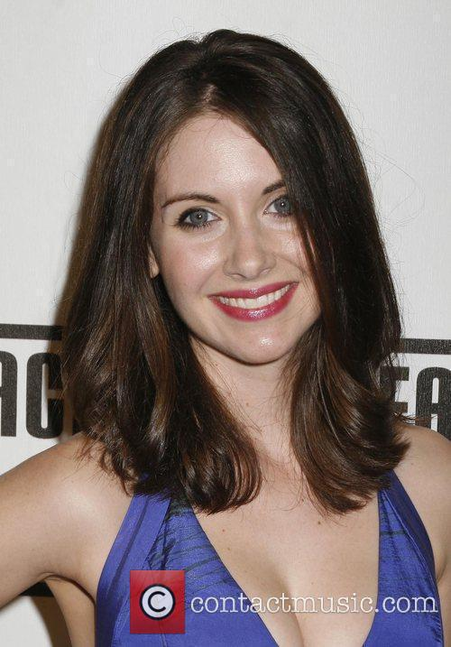 Alison Brie The 5th Annual Black Eyed Peas...